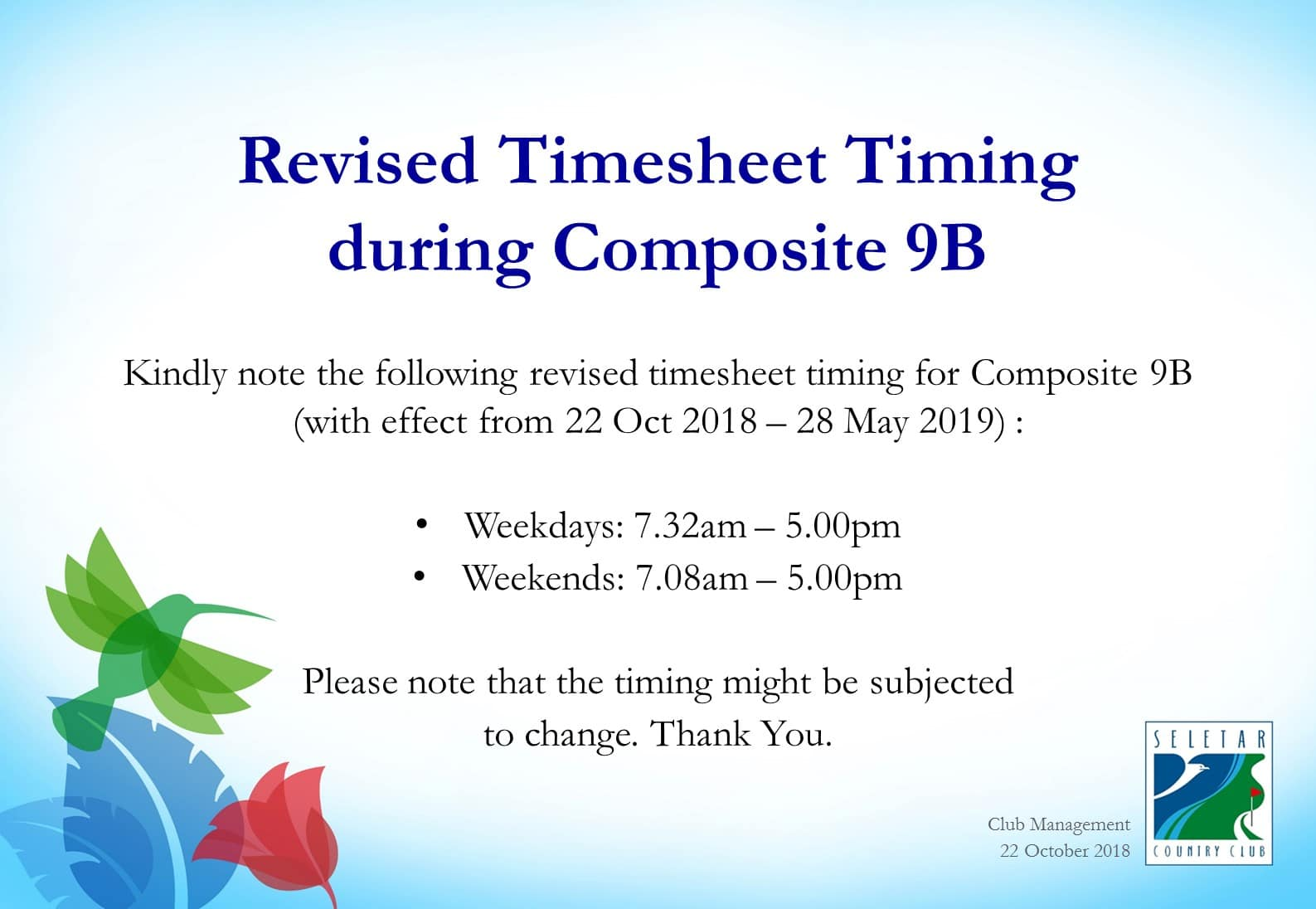 Composite 9B_Revised Timesheet Booking