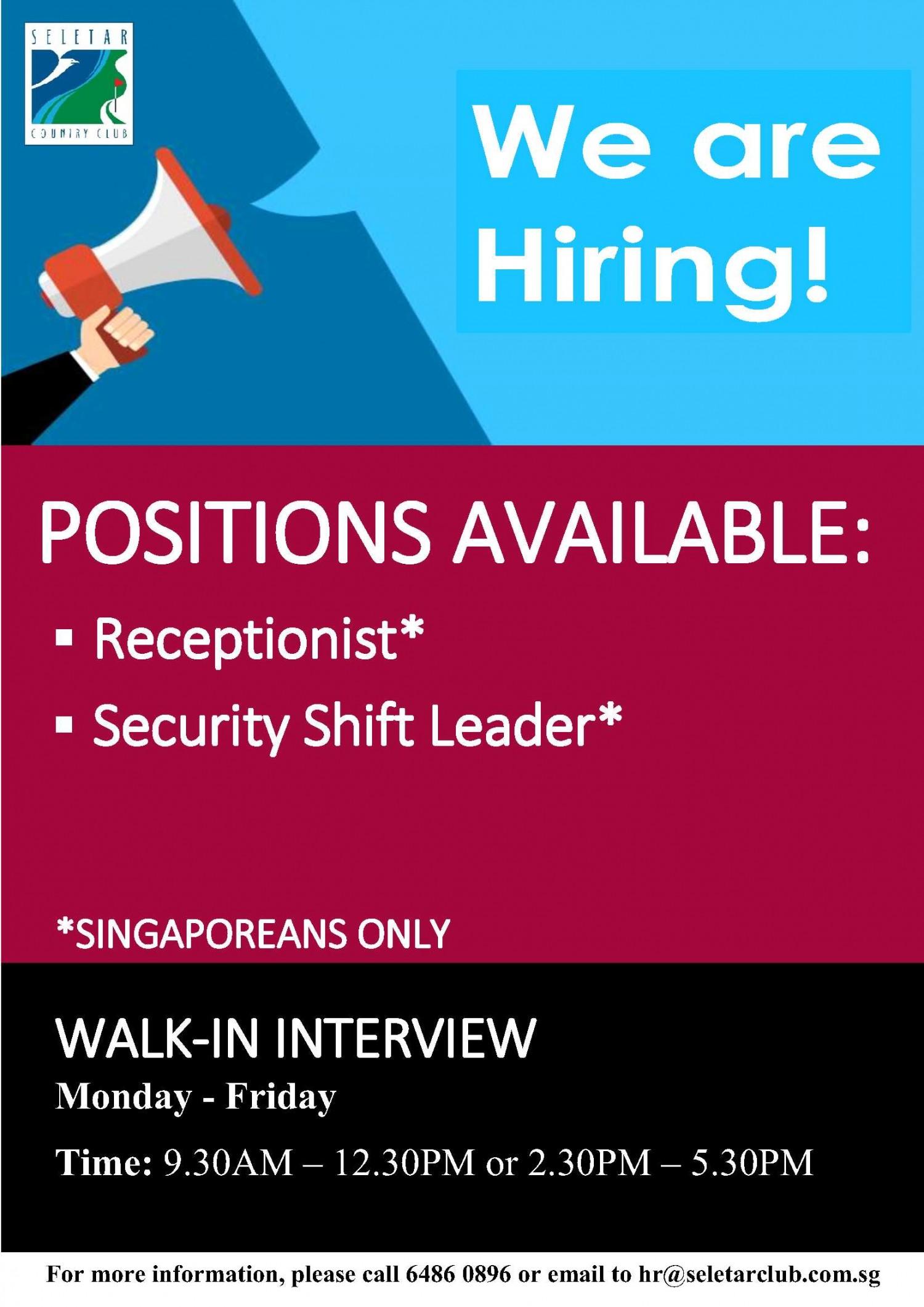 Job Vacancies 2