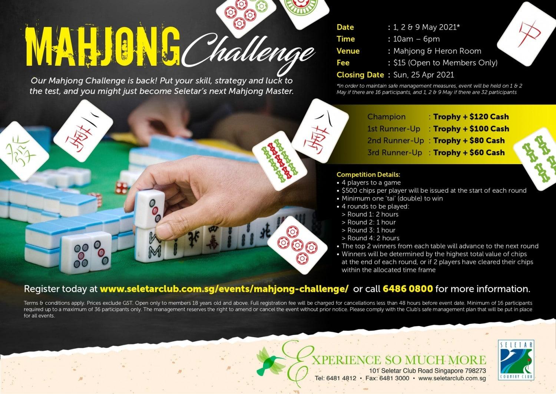 SNS_Mahjong_web poster