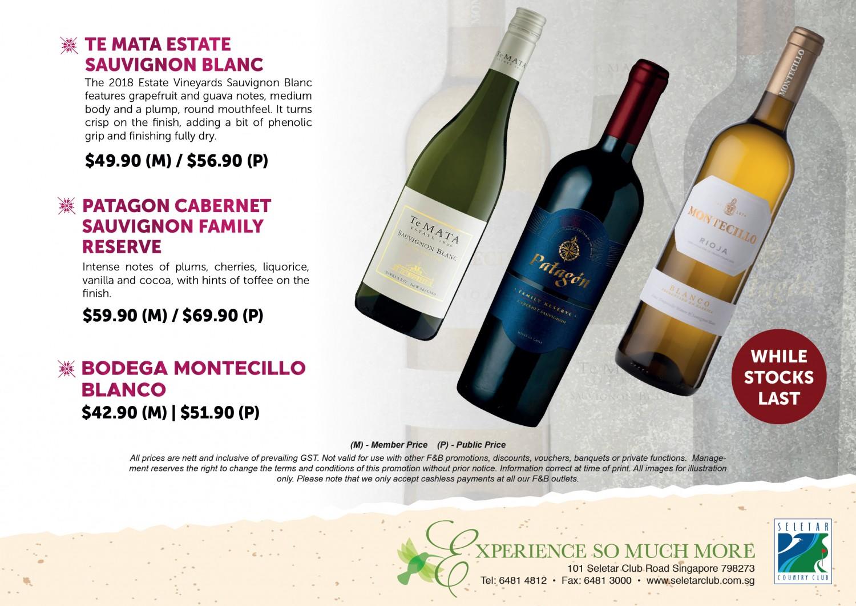 Combine wines