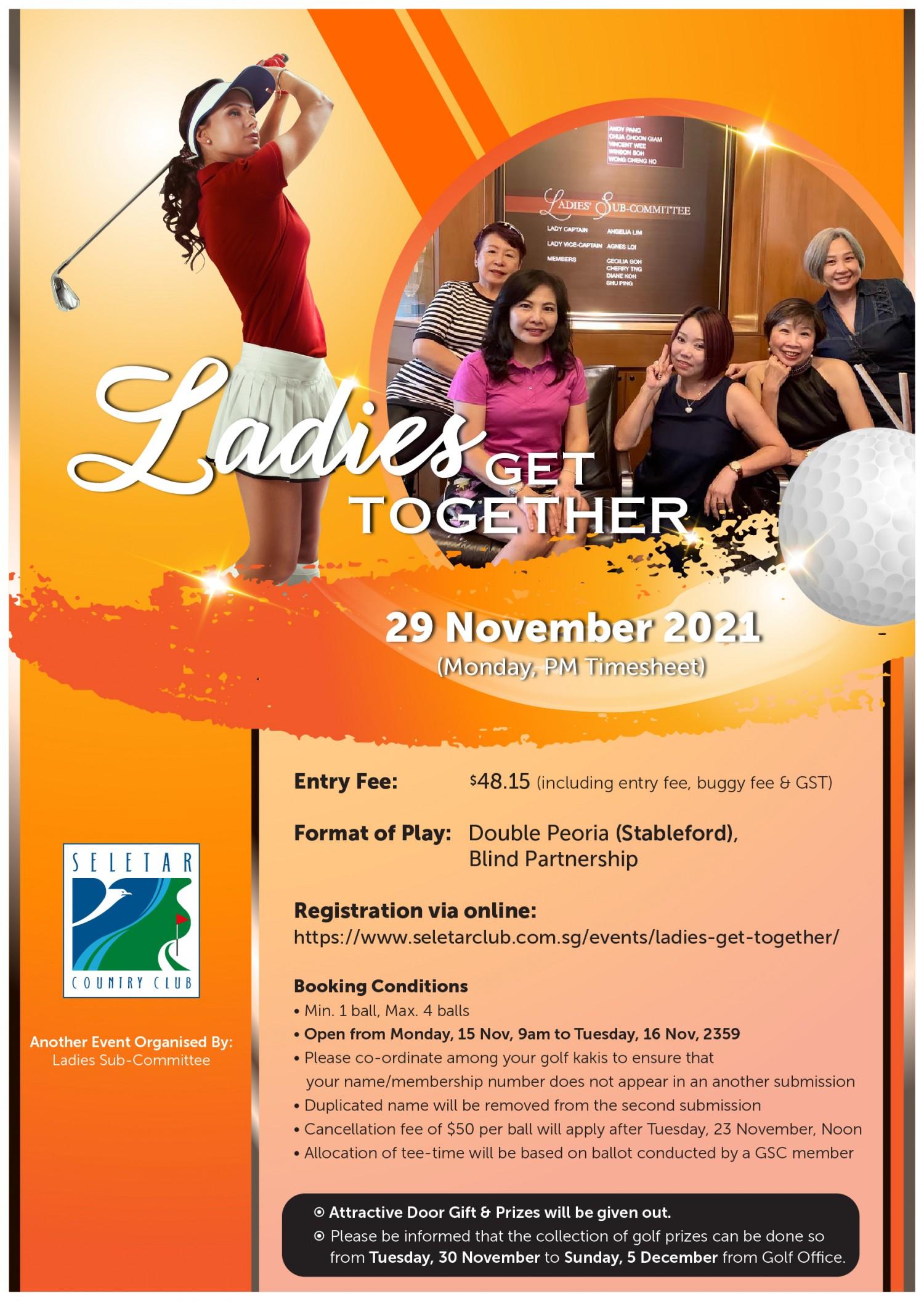 Golf - Ladies Get Together_Nov 2021 v1